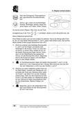 Mathematik_neu, Sekundarstufe I, Funktionen, Raum und Form, Potenzfunktionen, Geometrie in der Ebene, Ebene Figuren und ihre Eigenschaften, Kreise und Ellipsen
