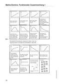 Mathematik_neu, Sekundarstufe I, Funktionen, Darstellungen, Schaubilder und Graphen
