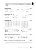 Mathematik_neu, Sekundarstufe I, Zahl, Rationale Zahlen, Rechnen mit Brüchen