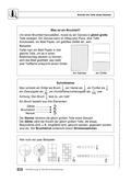 Mathematik_neu, Sekundarstufe I, Zahl, Rationale Zahlen, Bruchschreibweise, Bruch