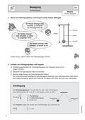 Physik_neu, Sekundarstufe I, Mechanik, Mechanische Schwingungen und Wellen, Schwingungen, Pendel