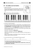 Musik, Bausteine, Elemente, Material, Klangmaterial, Notation, Ton, Notenschrift