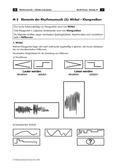 Musik, Bausteine, Elemente, Material, Klangmaterial, Formelemente, Rhythmen