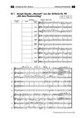 Musik, Gestaltung, Form, Stil, Bausteine, Elemente, Material, Gattungen, Formmodelle, Klangerzeuger, Orchestermusik, Sinfonie, Menuett, Instrumente