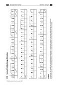 Musik, Bausteine, Elemente, Material, Formelemente, Notation, Melodien, Notenschrift, rhythmen