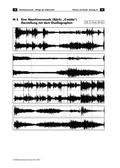 Musik, Bausteine, Elemente, Material, Klangmaterial, Notation, Ton, Klang, Notenschrift