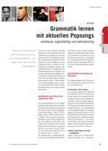Spanisch_neu, Sekundarstufe II, Verfügung über sprachliche Mittel, Grammatik