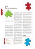 Spanisch_neu, Sekundarstufe II, Sprachmittlung, Kontrastive Sprachbetrachtung, Vergleich mit der englischen Sprache, Vergleich mit der deutschen Sprache