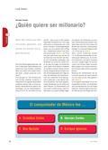 Spanisch_neu, Sekundarstufe II, Interkulturelle Kompetenzen und Landeskunde, Soziokulturelles Orientierungswissen, Individuum und Gesellschaft
