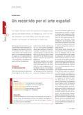 Spanisch_neu, Sekundarstufe I, Interkulturelle Kompetenzen und Landeskunde, Soziokulturelles Orientierungswissen, Kunst und Kultur, Malerei