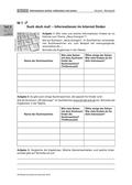 Deutsch_neu, Primarstufe, Sekundarstufe I, Sekundarstufe II, Lesen, Lesen und Medien, Suchen von Informationen in Medien