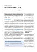 Erdkunde_neu, Sekundarstufe I, Methoden im Geographieunterricht, Umgang mit Medien, Haptische Medien, Experiment
