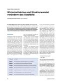 Erdkunde_neu, Sekundarstufe I, Sekundarstufe II, Europa, Wirtschaftsgeographie, Deindustrialisierung, Industrialisierung, Revitalisierung, Methodik