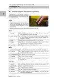 Englisch_neu, Sekundarstufe I, Verfügung über sprachliche Mittel, Wortschatz und Idiomatik, Wortschatz, Themenspezifische Wortfelder