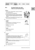Mathematik_neu, Sekundarstufe I, Zahl, Rationale Zahlen, Rechnen mit Brüchen, Gleichungen und Ungleichungen