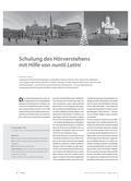 Latein_neu, Sekundarstufe I, Sprache, Anwenden der lateinischen Sprache