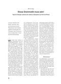 Latein_neu, Sekundarstufe II, Sprache, Anwenden der lateinischen Sprache, Übersetzung lateinischer Texte ins Deutsche