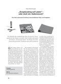 Latein_neu, Sekundarstufe I, Sprache, Methoden und Verfahren