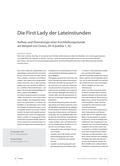 Latein_neu, Sekundarstufe II, Textarbeit, Autoren und ihre Werke, Cicero, De re publica