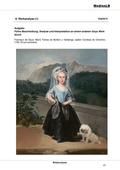 Kunst_neu, Sekundarstufe I, Kunstbegegnung und -betrachtung, Bildanalyse und -interpretation, Methodisches Vorgehen