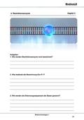 Biologie_neu, Sekundarstufe II, Bakterien, Aufbau einer Bakterienzelle