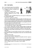 Deutsch, Lesen, Schriftspracherwerb, erschließung von texten