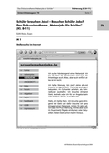 Deutsch_neu, Primarstufe, Sekundarstufe I, Sekundarstufe II, Sprechen und Zuhören, Gesprächskompetenz, Gesprächs- und Appellativformen, Klassengespräche