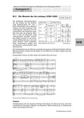 Musik_neu, Sekundarstufe II, Musiktheorie, Musikalische Formen und Gattungen, Vokalmusik, Motette