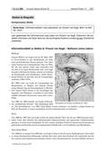 Kunst_neu, Sekundarstufe I, Kunstbegegnung und -betrachtung, Bildanalyse und -interpretation, Kontext des Kunstwerks, Biografischer Kontext
