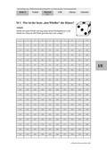 Mathematik_neu, Sekundarstufe I, Daten und Zufall, Stochastik, Durchführung statistischer Erhebungen, Darstellung von Daten, Tabellarische Darstellung, durchführung statistischer erhebungen (s1)