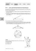 Mathematik_neu, Sekundarstufe I, Raum und Form, Geometrie in der Ebene, Konstruktionen, Dreiecke