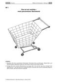 Politik_neu, Sekundarstufe II, Wirtschaftsordnung, Notwendigkeit des Wirtschaftens, Güter, Bedeutung von Gütern