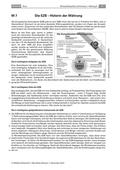 Politik_neu, Sekundarstufe II, Europäische Union, Binnenmarkt und Euro, Geldpolitik der Europäischen Zentralbank