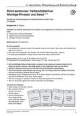 Englisch_neu, Sekundarstufe I, Verfügung über sprachliche Mittel, Wortschatz und Idiomatik, Lexikalische Einheiten, Wortschatz und Idiomatik