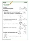 Kunst_neu, Primarstufe, Körperhaft-räumliches Gestalten, Materialien, Papier, körperhaft-räumliches gestalten (p)