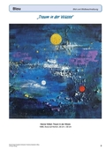 Kunst_neu, Primarstufe, Kunstbegegnung und -betrachtung, Begegnung mit einem Kunstwerk, Formales Betrachten