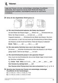 Mathematik_neu, Sekundarstufe I, Größen und Messen, Rauminhalt, Rauminhaltsberechnungen, Prismen, größen und messen (s1)