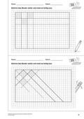 Mathematik_neu, Primarstufe, Raum und Form, Symmetrie, Parkette