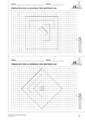 Mathematik_neu, Sekundarstufe I, Primarstufe, Raum und Form, Ebene Figuren, Vierecke