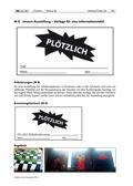 Kunst_neu, Sekundarstufe I, Flächiges Gestalten, Zeichnen, Illustration, Cover