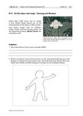 Kunst_neu, Sekundarstufe I, Flächiges Gestalten, Zeichnen, Formfüllung, Muster