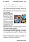 Politik_neu, Sekundarstufe I, Gemeinschaft, Toleranz und soziale Integration, Situation von Minderheiten, Randgruppen