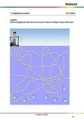 Leben im See: Segelboote suchen