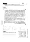 Religion-Ethik_neu, Sekundarstufe I, Die Botschaft der Bibel, Altes Testament, Königtum, David, königtum (s1/ religion)