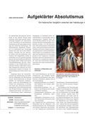 Geschichte_neu, Sekundarstufe II, Politik und Gesellschaft, Staatsphilosophie, Gemälde, Maßnahmen, Reaktionen, Herrschaftsprogramm, Position, Österreich