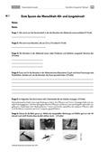 Geschichte, Didaktik, Epochen, Methoden im Geschichtsunterricht, Ur- und Frühgeschichte, Klassenarbeiten, Alt- und Jungsteinzeit