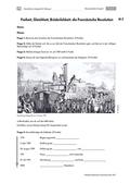 Geschichte, Didaktik, Epochen, Methoden im Geschichtsunterricht, Französische Revolution bis zum 1. Weltkrieg, Klassenarbeiten, Französische Revolution