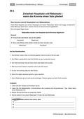 Deutsch, Sprache, Rechtschreibung und Zeichensetzung, Zeichensetzung, Kommasetzung, Kommasetzung bei Nebensätzen