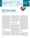 Mathematik, Zahlen & Operationen, Algebra, Terme, würfel, bingo