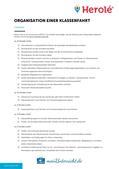Klassenfahrt planen: Checkliste für Lehrer